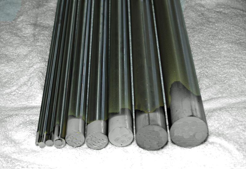 1045TG2500R1 , 1045 Ground Rod
