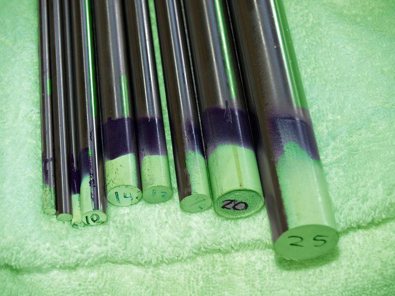 316A20MMR1 , 316 Precision Ground Rod