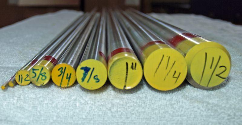 174H9000500R6 , 17-4 H900 Precision Ground Rod