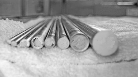 1045PG0125R1 , 1045 Precision Ground Rod