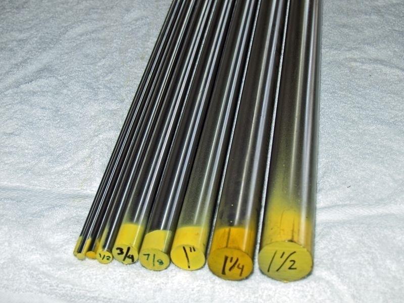 17-4 PH Precision Ground (Standard)