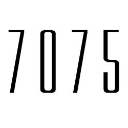 7075 Precision Ground (Standard)