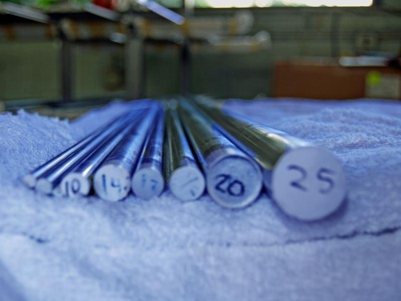 304 Precision Ground (Metric)